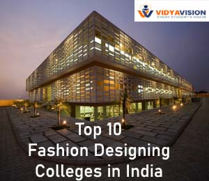 Top 10 Fashion Designing Colleges In India Best Fashion Designing Colleges Vidyavision