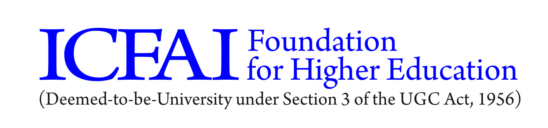 ICFAI Foundation for Higher Education (IFHE)